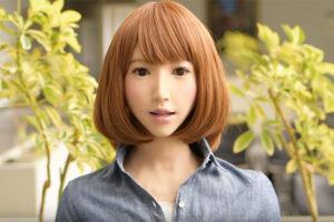 """Le robot Erica. (Erica signifie """"bruyère"""" en latin, ce qui n'a strictement rien à voir ici)."""